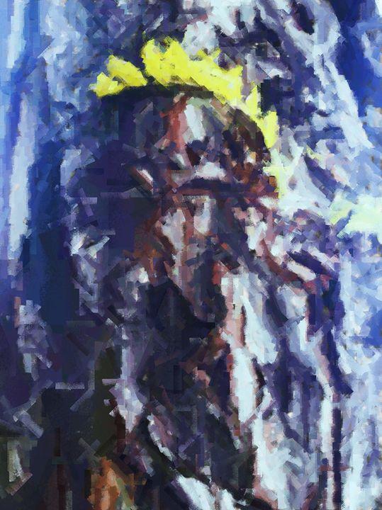 Tribal King - Ron Irwin