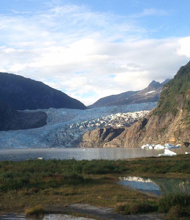 Alaska glacier -  Aarose32
