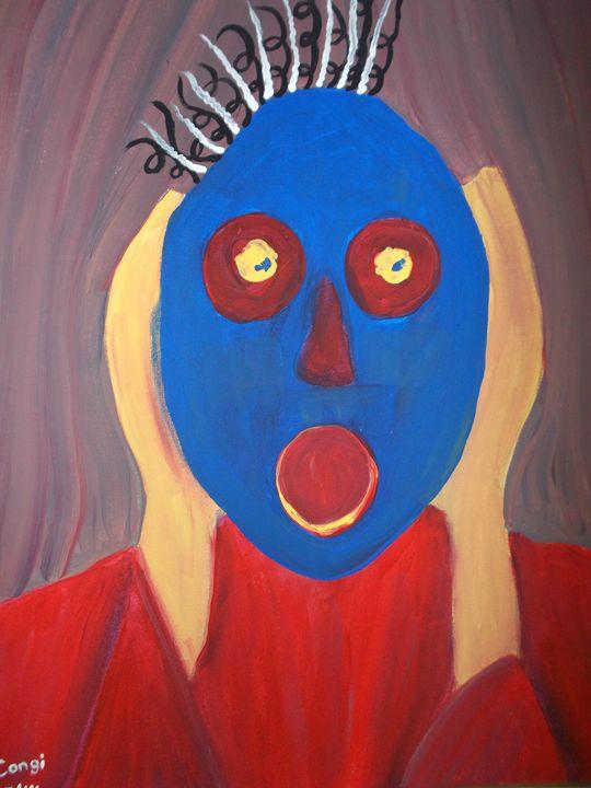 Scream - Debra Ann Congi