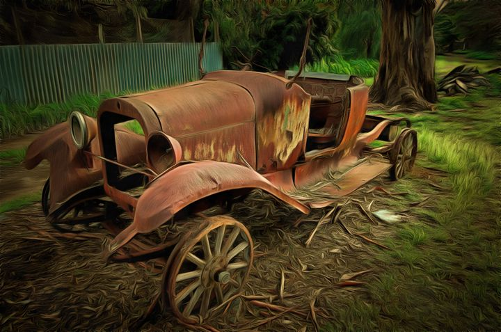 Willunga Relic - Alan Carson