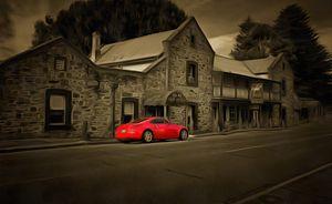 Hotel McLaren - Alan Carson