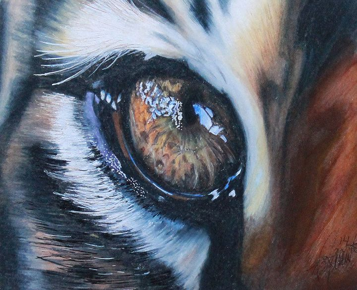 Tiger's Eye #1 - NWA eGallery