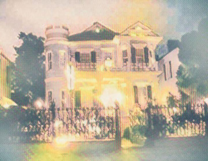 Saint Charles Mansion - Castle Design Graphics