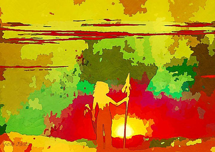 Native Glow. - KEVIN OBRIEN