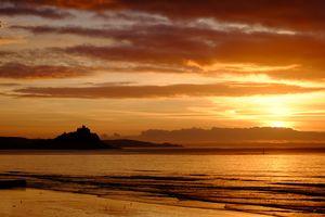 Mounts Bay Sunrise