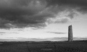 Cornish Mine Stack
