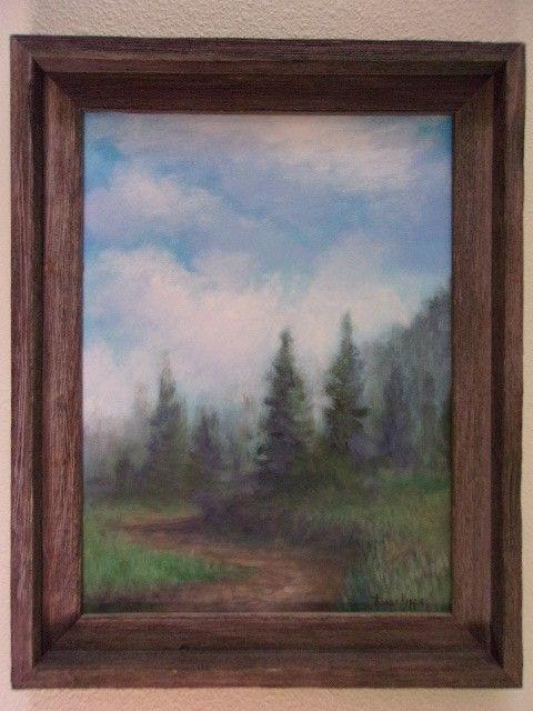 Foothill Lane - Tom's Original Art