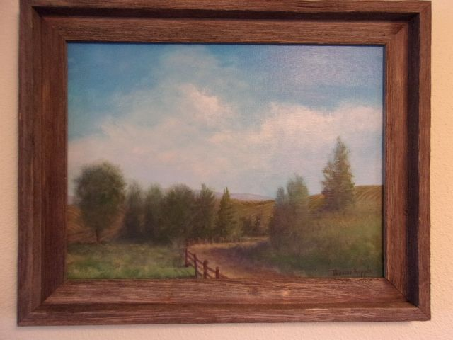 """Country Road"" - Tom's Original Art"