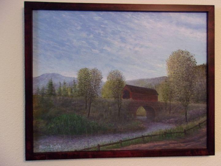 """Mountain Morning"" - Tom's Original Art"