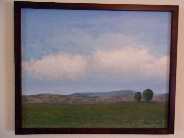 """Idaho Prairie"" - Tom's Original Art"