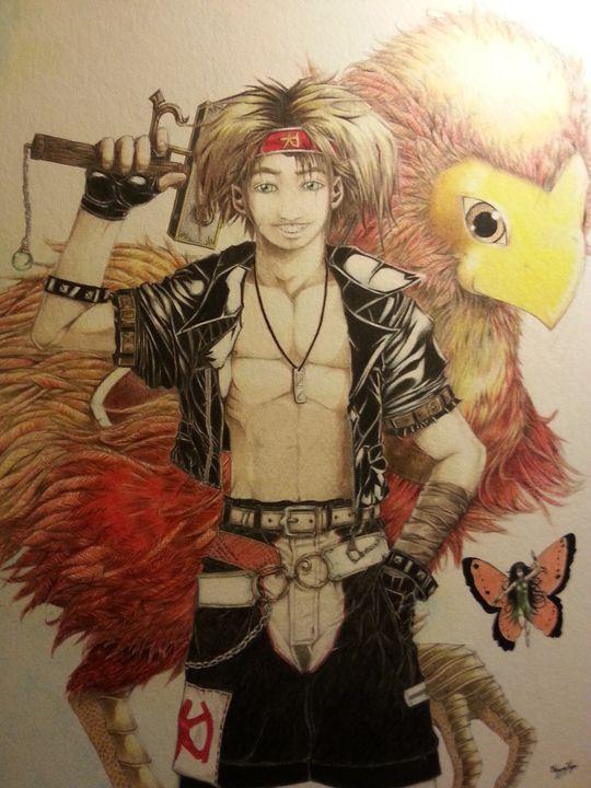 Boy Of Fantasy - Ferguson's Art Gallery
