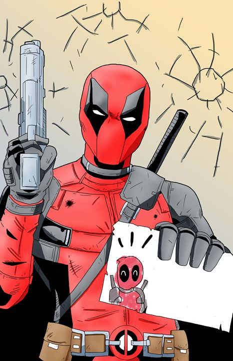 Deadpool - Steelhaven Studio