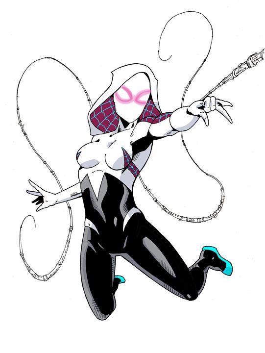 Spider Gwen - Steelhaven Studio