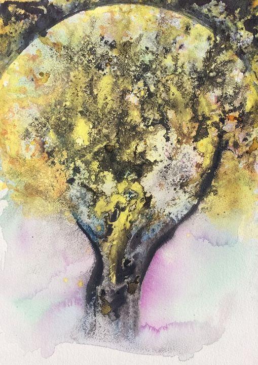Tree of Life - Robert Czibi Art