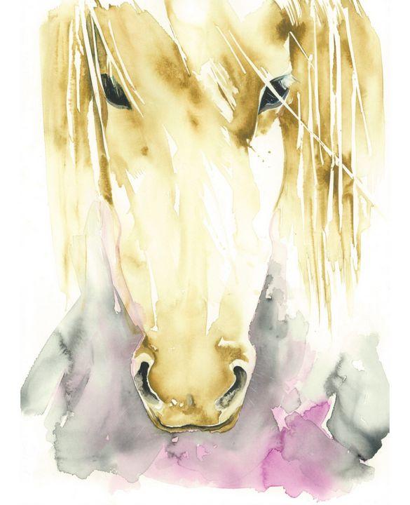 Goldie - Robert Czibi Art