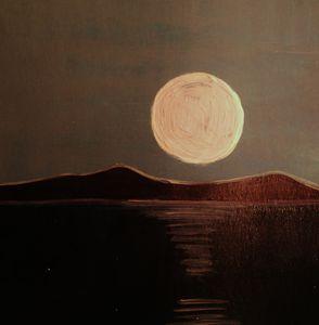 Where Liquids and Solids Unite Moon