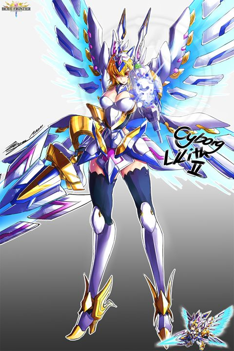 Cyborg Lilith II - brave frontier