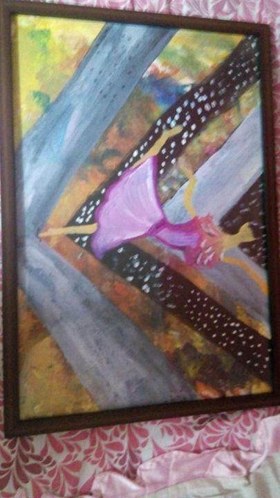 Dancing Pink Swan - SKARTS