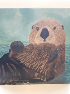 Friendly Otter