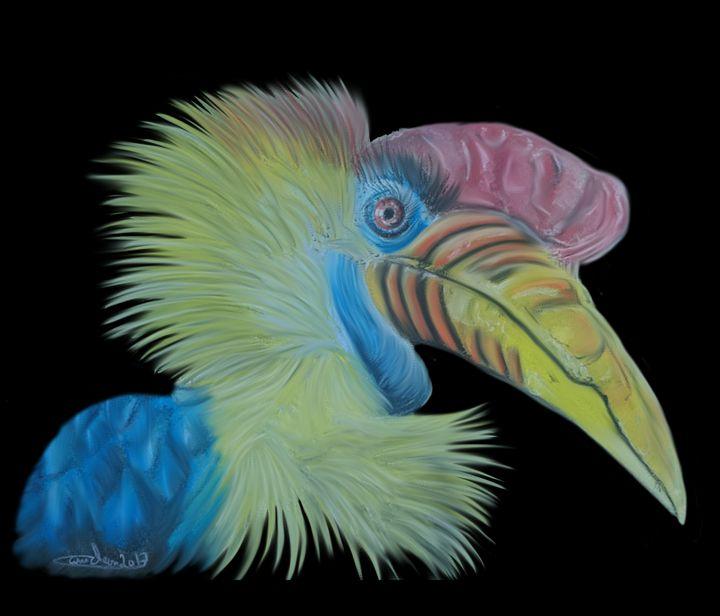hombrill - The Chameleon