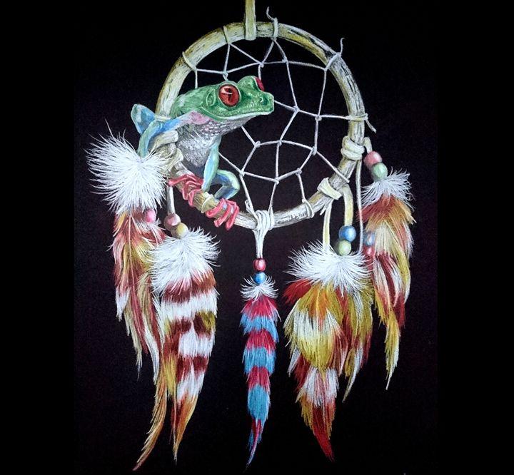dreamcatcher - The Chameleon