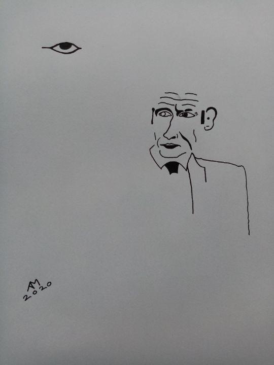 Emmanuel Macron - Cyprien.Artist