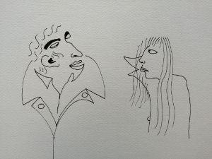 Jane & Serge II - Cyprien.Artist