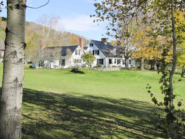 White Farm House - Michael Henry