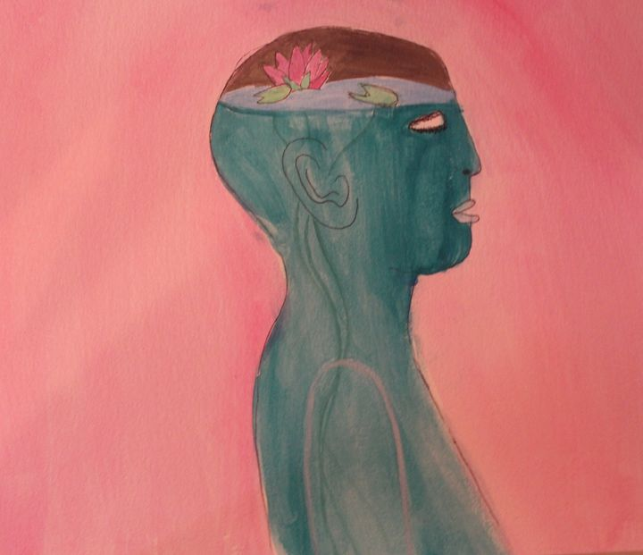Under Water - Lauren's Art