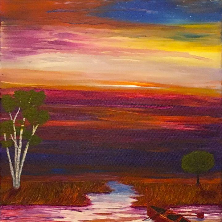 Row Away with Me - LaTricia Morris