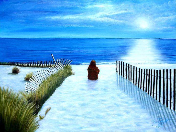 AUTUMN SILENCE - Lbi Artist Tony Desiderio