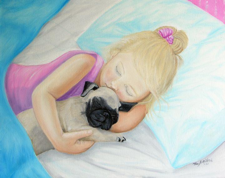 "SWEET DREAMS"""" - Lbi Artist Tony Desiderio"