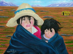 CHILDREN OF THE ANDES