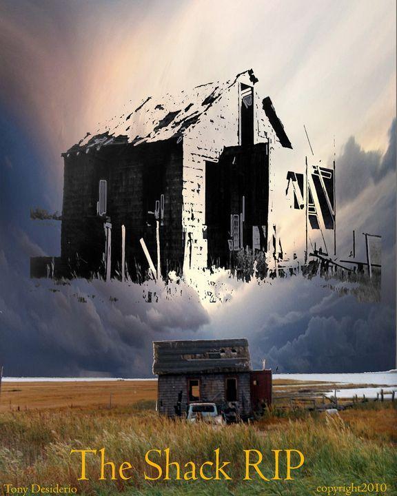 The Shack RIP - Lbi Artist Tony Desiderio