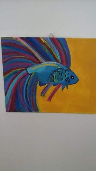 Here Fishy Fishy - Lucella Thetis