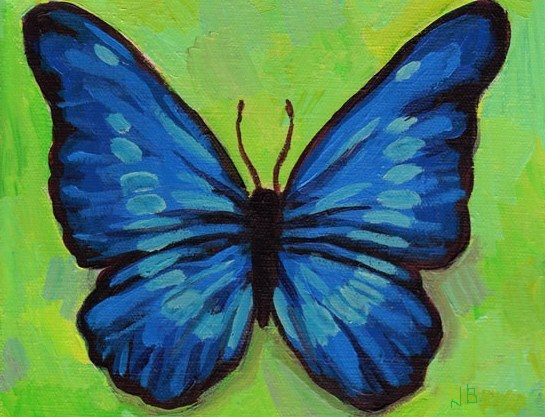 """""""Butterfly"""" - Colorful mind"""