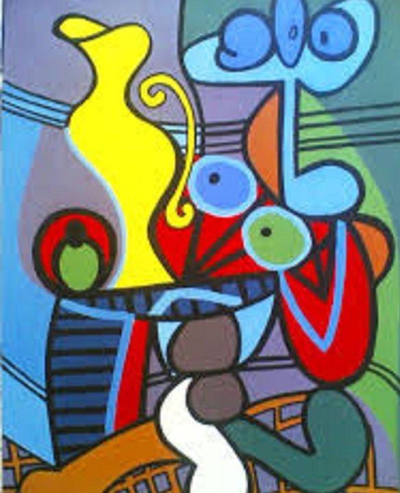 """Dinner"" - Colorful mind"