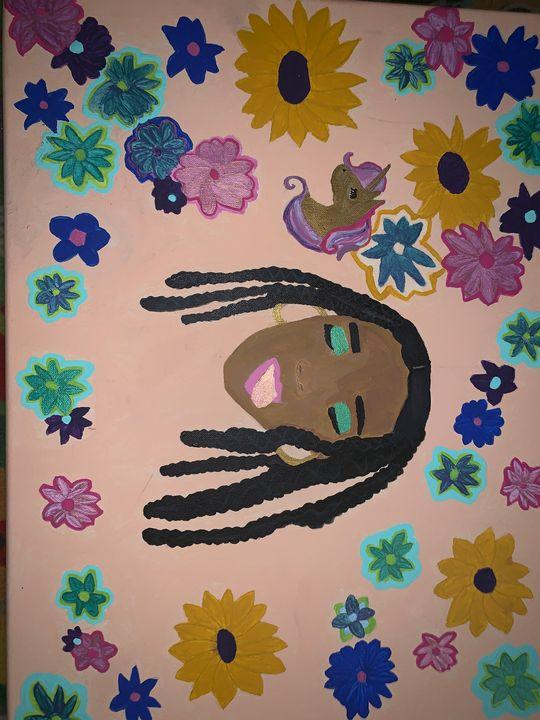 Whimsical Girl - Stylishtee