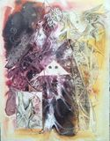 Original painting abstract