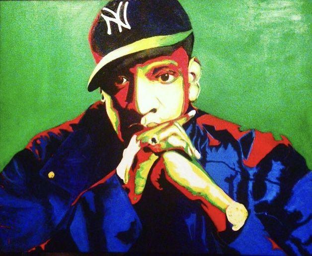 Business Man- JayZ - J Real Art