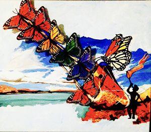 U give me Butterflies
