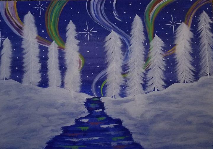 Winter Aurora - Desired Designs