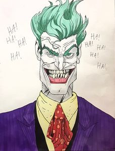 Why so serious!? - Jojo's art