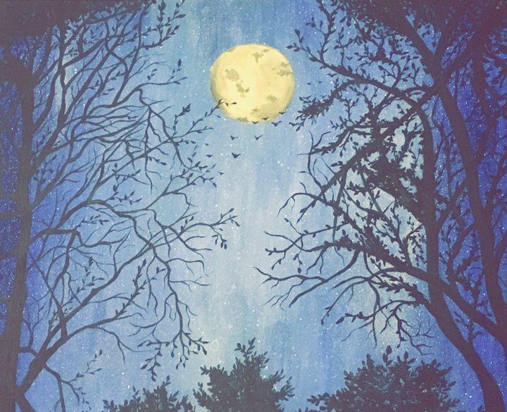 Midnight dreams - Jojo's art