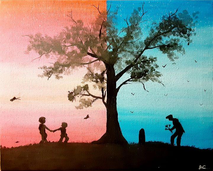 Brothers - Jojo's art