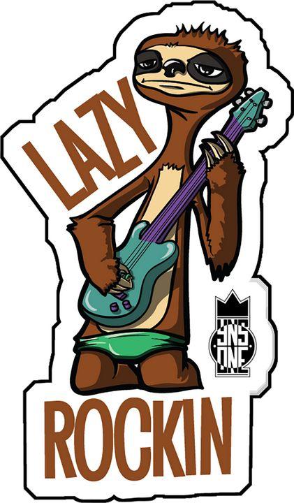 Lazy Rockin - YNS ONE