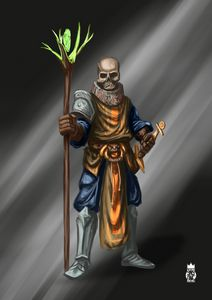 Undead character