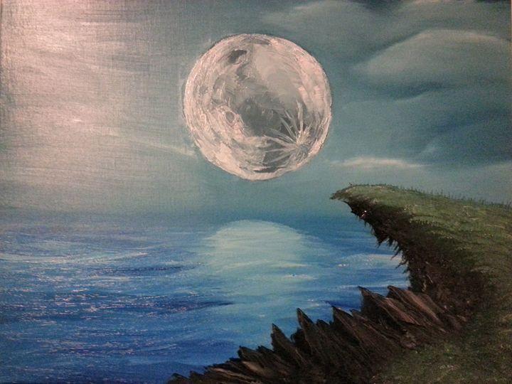 moon cry - jacoby art/ jacob