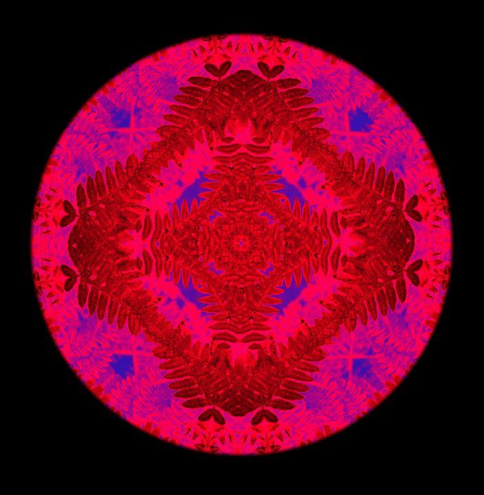 Mandala Mystery - helen geld