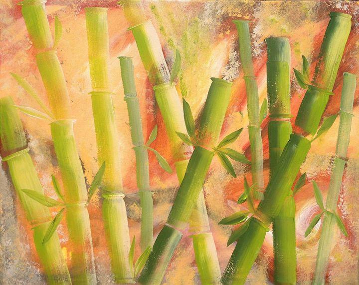 Feng Shui - Art by Denise Hayden